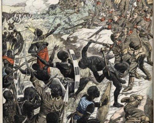 Herero Aufstand