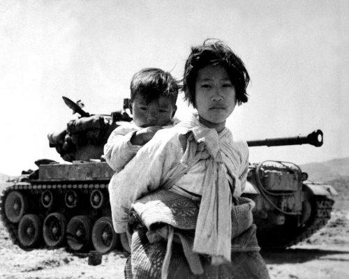 Koreakrieg Zivilisten