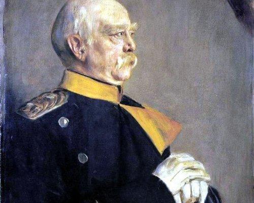 Bismarck, Reichskanzler