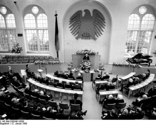 Bundestag Bonn