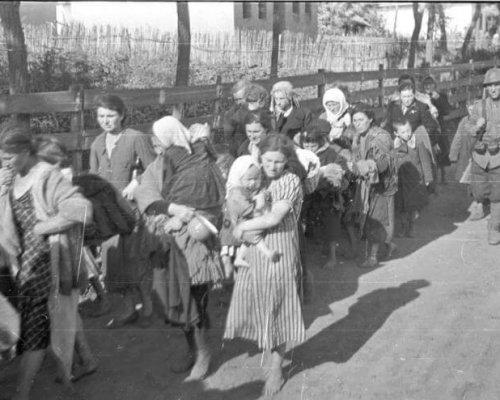 Deportation Juden Zweiter Weltkrieg