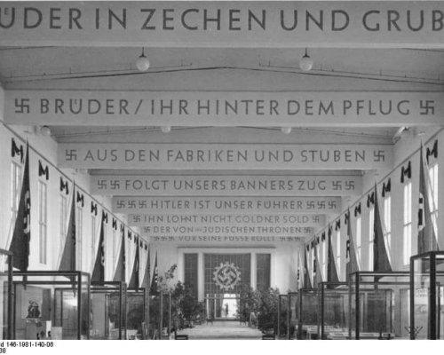 Gewerkschaften und DAF im Dritten Reich