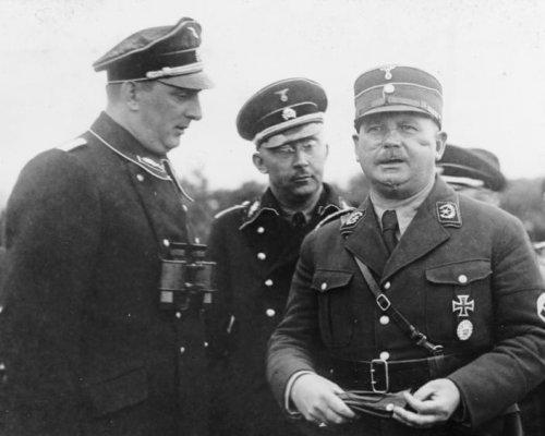 Ernst Röhm, SA-Führer