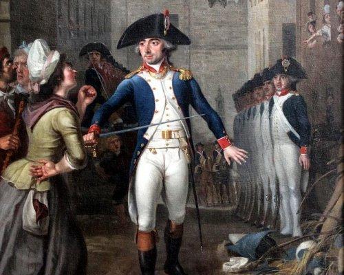 Nationalgarde Französische Revolution 1789