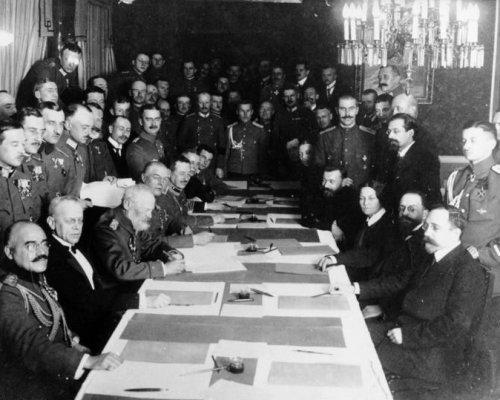 Frieden von Brest-Litowsk