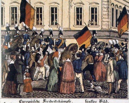 Friedrich Wilhelm IV. 1848