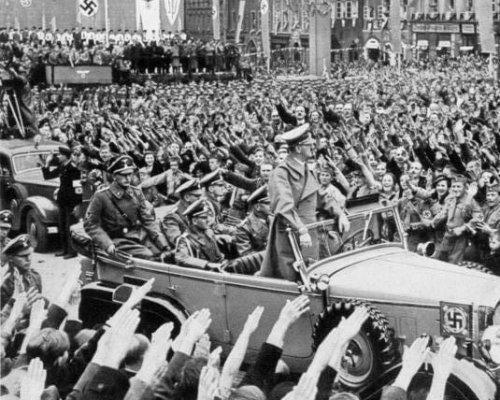 Führerkult Hitler