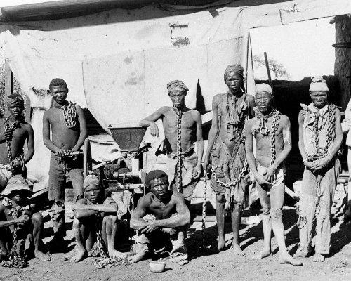 Herero Aufstand Völkermord