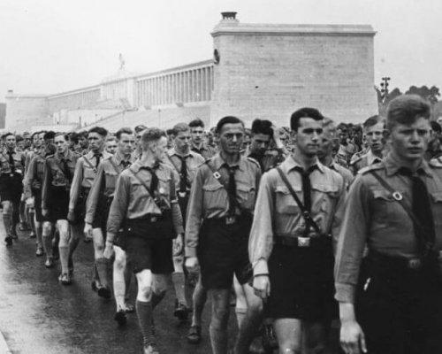 Hitler-Jugend im Dritten Reich