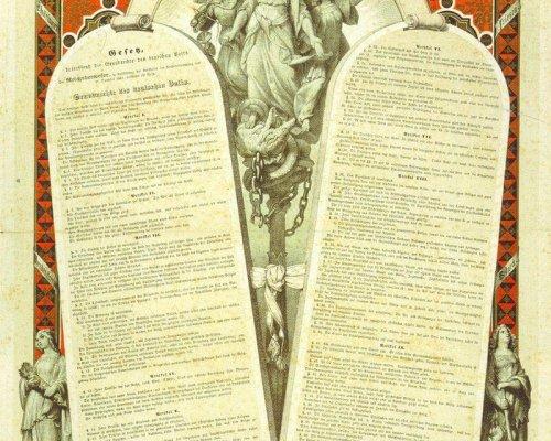 Paulskirchenverfassung 1849
