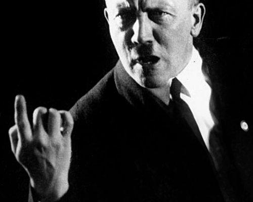 Adolf Hitler, Reden