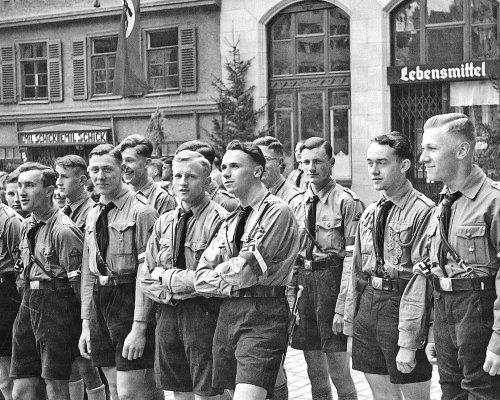 Volksgemeinschaft in der NS-Zeit