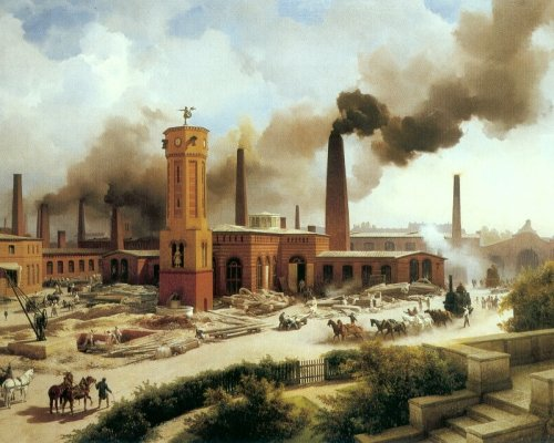 Industrialisierung in Deutschland im 19. Jahrhundert