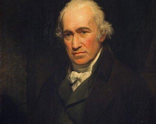 James Watt, Erfinder der Dampfmaschine