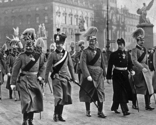 Wilhelm 2, Militärparade
