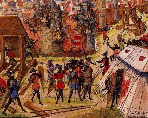 Kreuzzüge im Mittelalter