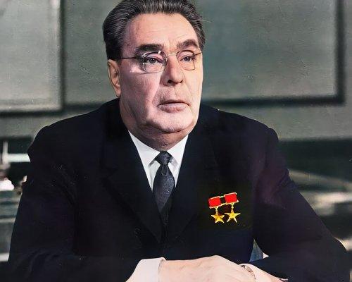 Leonid Breschnew, Sowjetunion