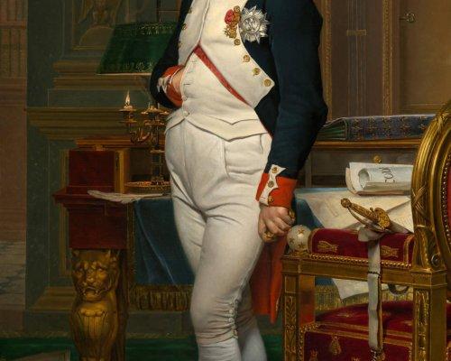 General Napoleon Bonaparte, Gemälde