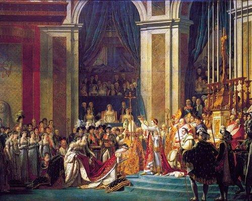 Kaiserkrönung Napoleons