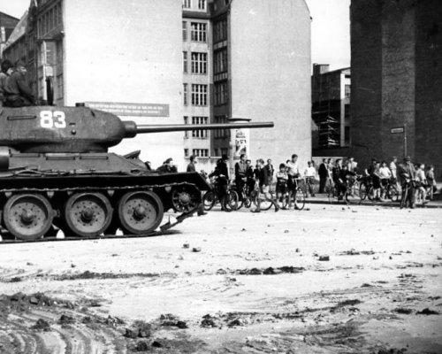 Volksaufstand DDR Niederschlagung