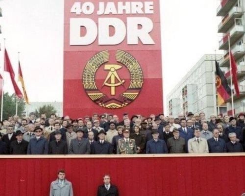 40 Jahre DDR