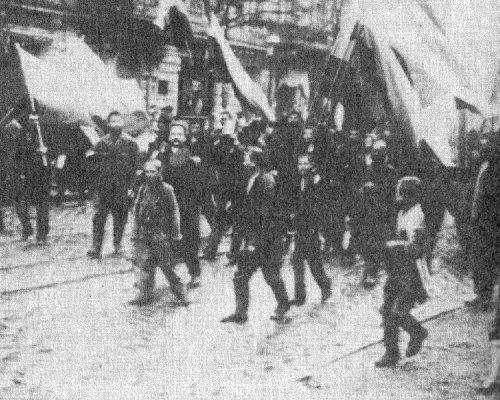 Russische Revolution 1905