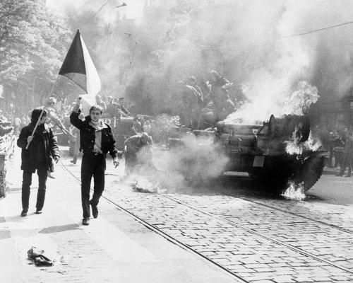 Aufstand des Prager Frühlings 1968