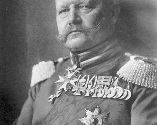 Hindenburg, Generalfeldmarschall