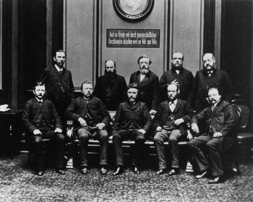 Sozialdemokratie Abgeordnete Kaiserreich