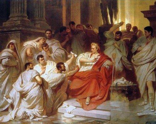 Ermordung Cäsars