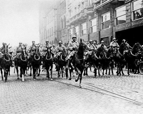 Ruhrbesetzung 1923