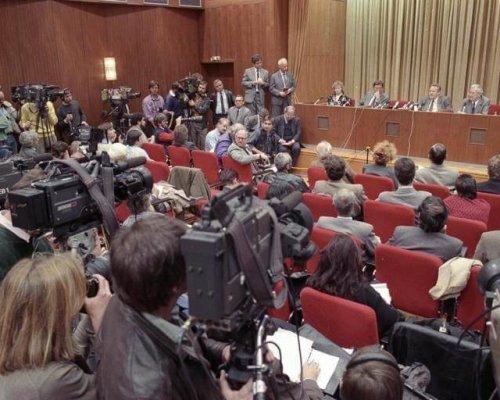 Schabowski Pressekonferenz