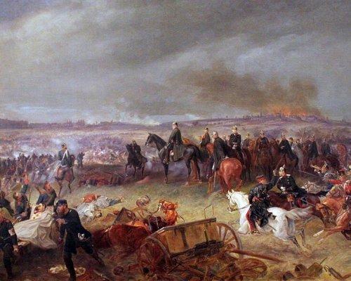 Deutscher Krieg zwischen Preußen und Österreich, 1866