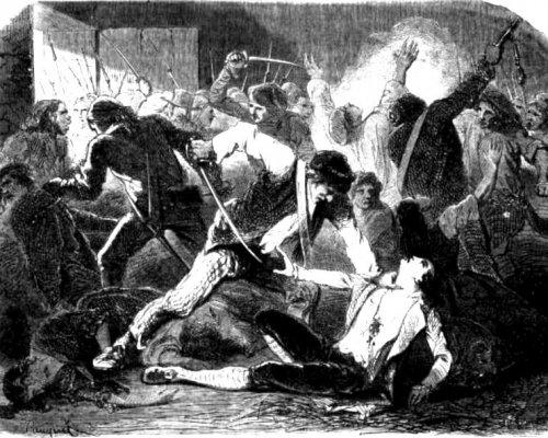 Septembermorde 1792 in Frankreich