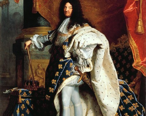 Sonnenkönig Ludwig XIV. von Frankreich