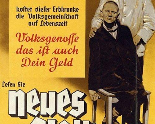 Euthanasie Drittes Reich