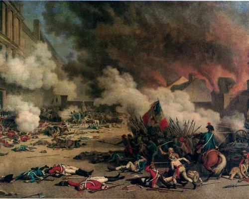 Sturm auf die Tuilerien 1792
