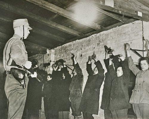 Verhaftung Kommunisten SA
