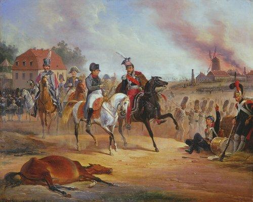 Napoleon und die Völkerschlacht bei Leipzig