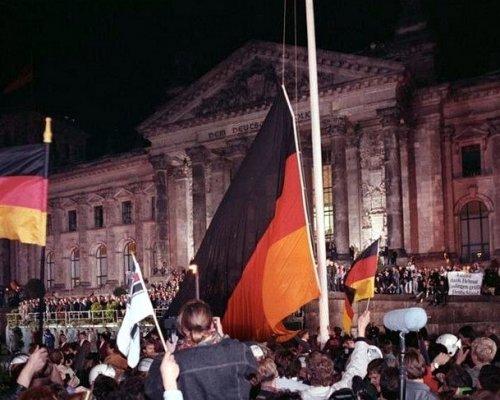 3. Oktober 1990, Wiedervereinigung
