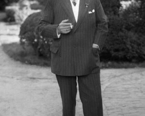 Kaiser Wilhelm II. im Exil